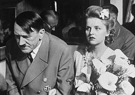 A. Hitler & E. Braun